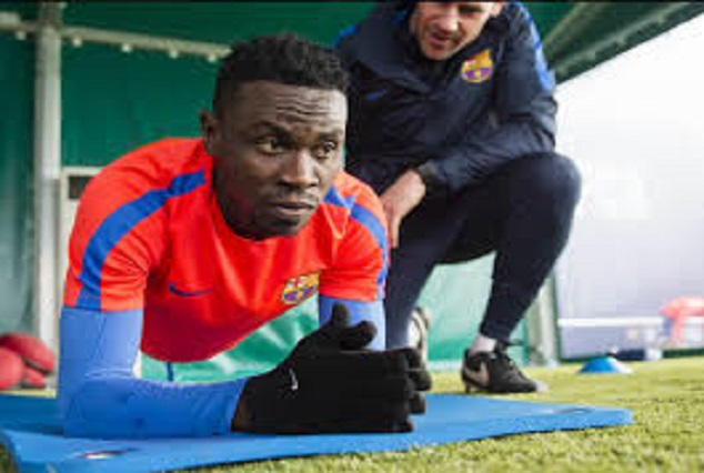 Life And Football Are Totally Different At Barcelona- Bassey 1