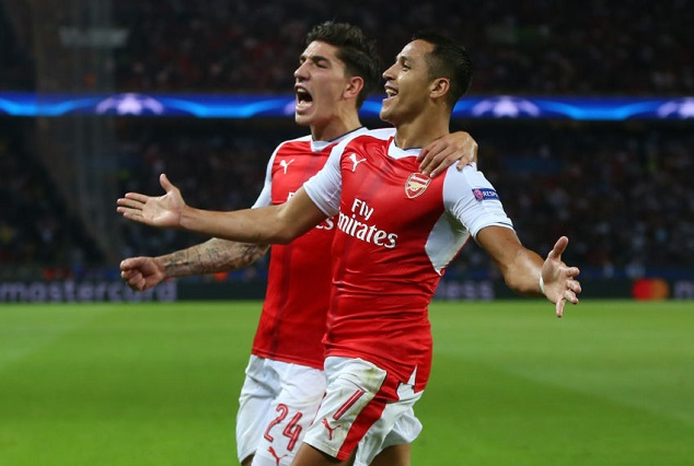 "Bellerin - ""Alexis Sanchez Is A True Warrior"" 1"