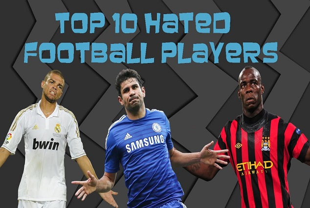 Top Ten Hated Football Players 1