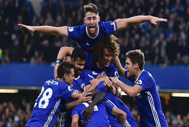 Chelsea Extend Their Lead At The Top Of Epl 3