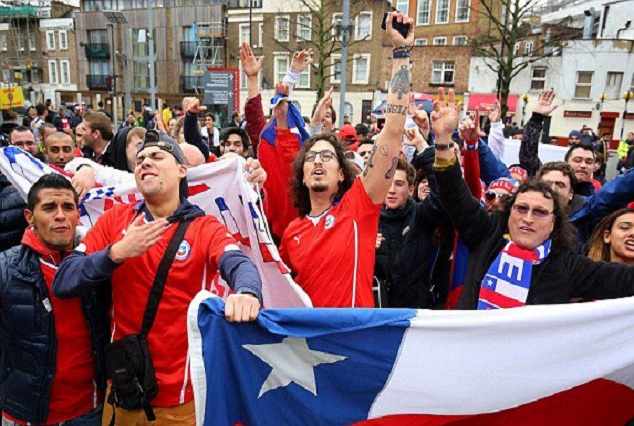 Chileans To Conduct 'National March For Alexis Sanchez To Leave Arsenal' 1