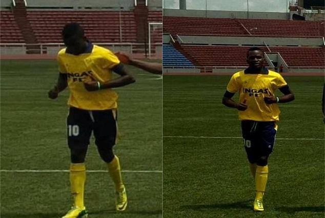 Eze Chibuike Sampson Join Abia Warriors On Loan 1