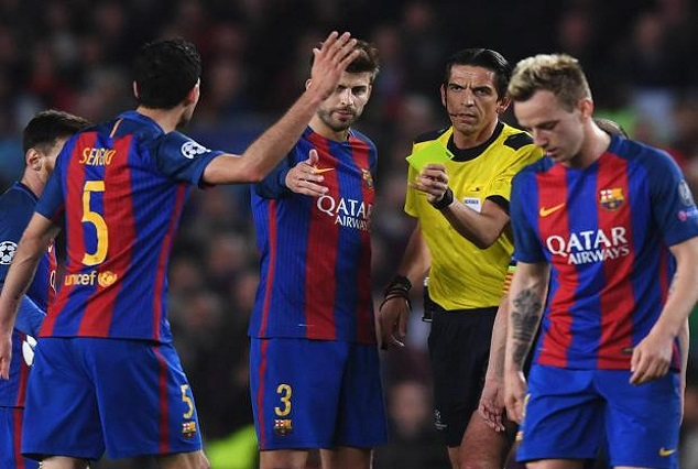 Petitions With Nearly 100,000 Signatures Asks For A Barcelona, PSG Rematch 1