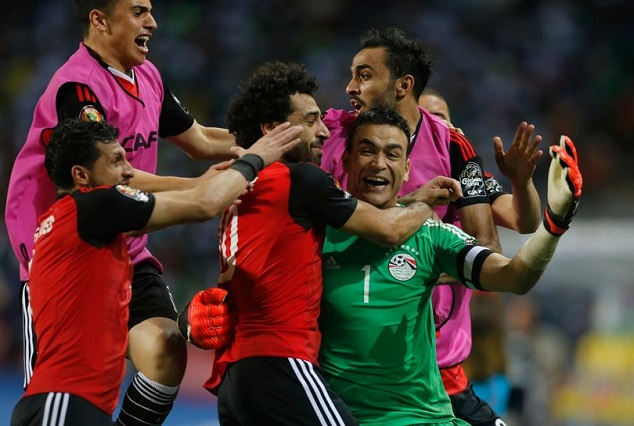 Veteran El Hadary Takes Egypt Into Cup Of Nations Final 3