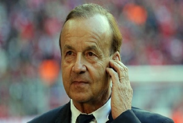 Every Nigerian Player Deserves Equal Chances In S'Eagles - Gernot Rohr 1