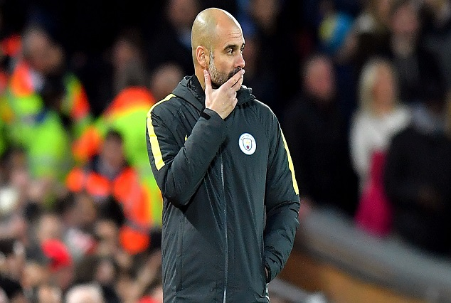 """""""I Will Be Better, Definitely. This Season Was A Lesson For Me -Guardiola 1"""