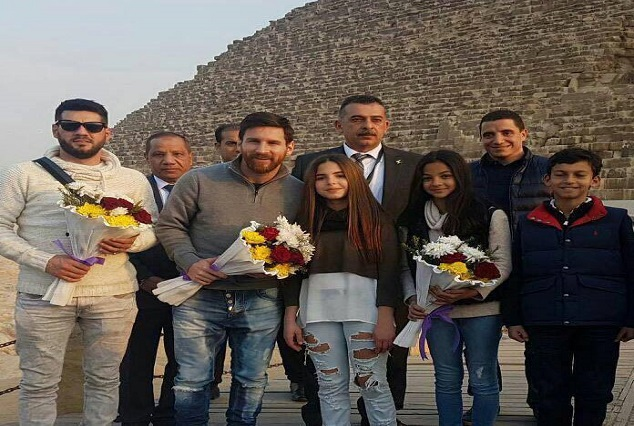 Messi Speaks Highly Of Egypt After Visit 5