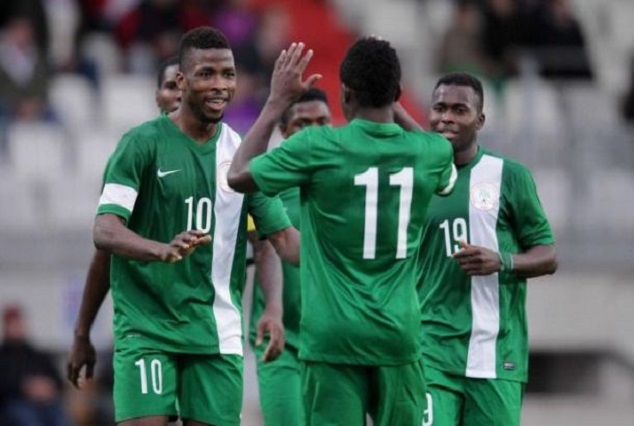 Eagles To Unleash Full Squad On Senegal, Nasri Praises Ndidi 1