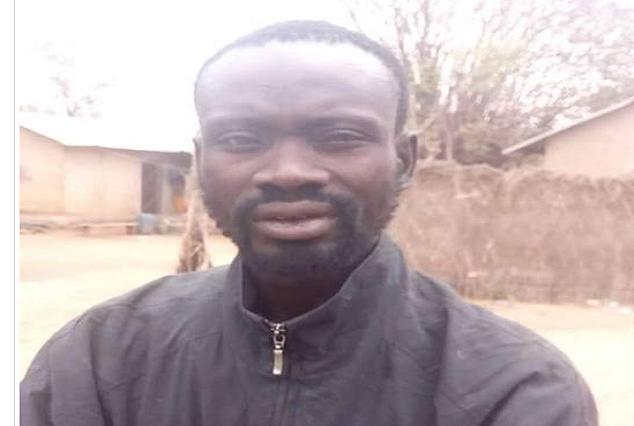 Ex-Iwuanyanwu Player Kaseem Yebseya Confirmed Mentally Unstable 5
