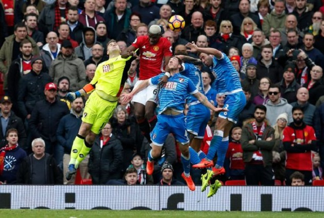 Bournemouth Denies Manchester United 600th EPL Win 1