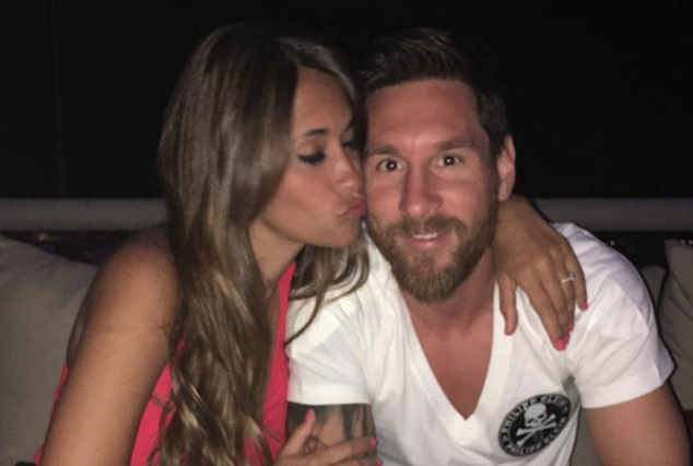 Messi And Antonella's 2017 Wedding Date And Location Confirmed 1
