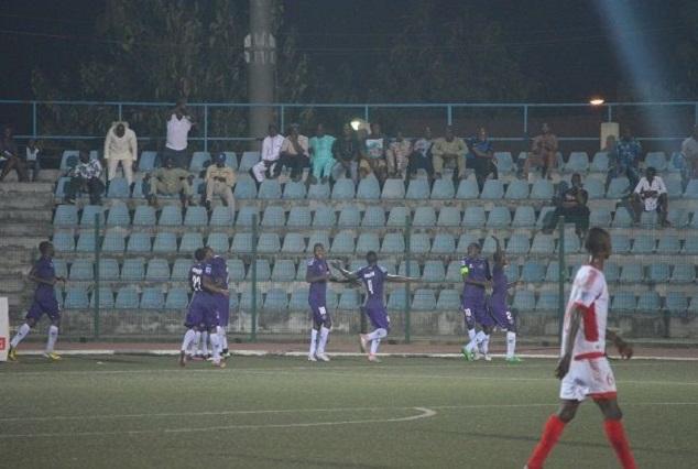 NPFL : MFM Sinks Defending Champions 7