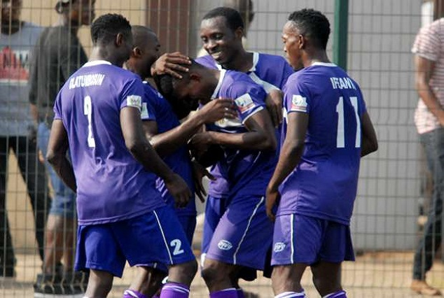 NPFL : MFM FC Secure Another Away Point,Enyimba Stunned FC Ifeanyi Ubah 3
