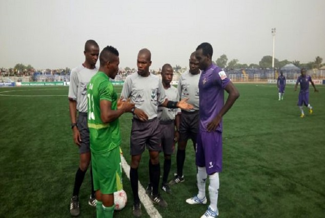 NPFL MATCHDAY 17: MFM FC Sentenced To A 4-0 Annihilation By Nasarawa United 5