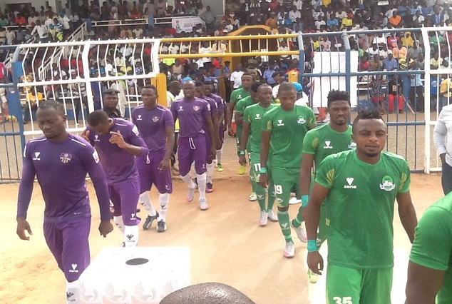 NPFL MATCHDAY 18 : MFM FC Thrashes El-Kanemi Warriors 1