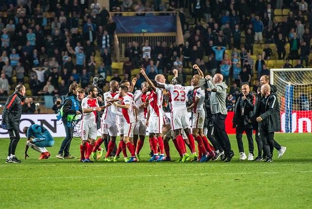 Monaco Dump Man City Out Of Champions League 3