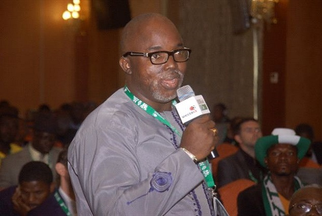 Brace Up Or Face Wrath Of NFF, Amaju Pinnick Warns NPFL Referees 1