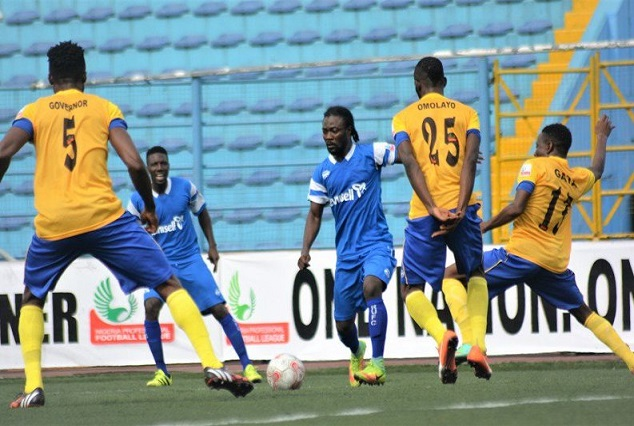 NPFL : Rivers United 2 ABS 0: United Ends Winless Run 3