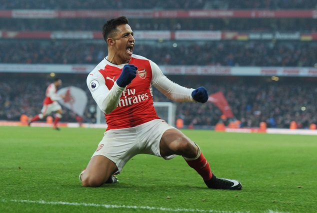 Arsenal Banish Alexis Sanchez From Other EPL Clubs 1