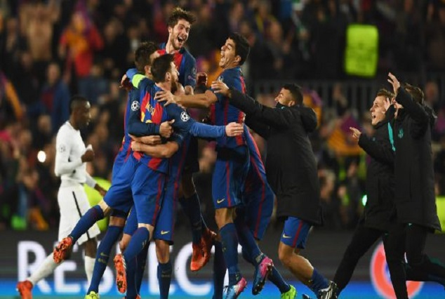 OMG ! What A Night Of Magic As Barcelona Pulled Off The Impossible 3
