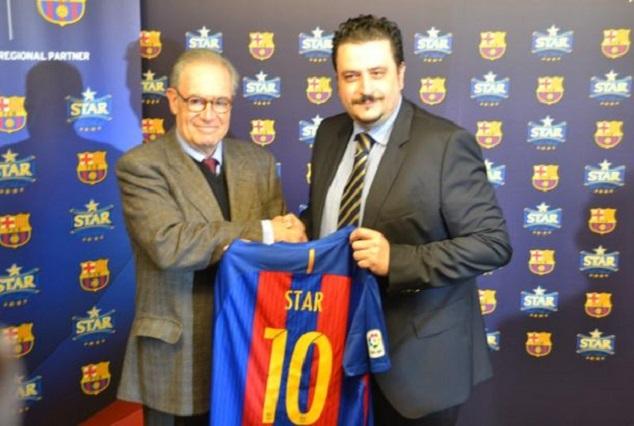 Star Lager Beer Partner With FC Barcelona 5
