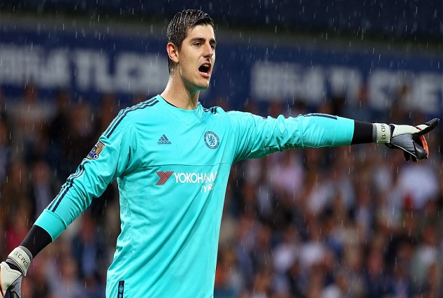 We Need Hazard To Win Champions League- Courtois 3
