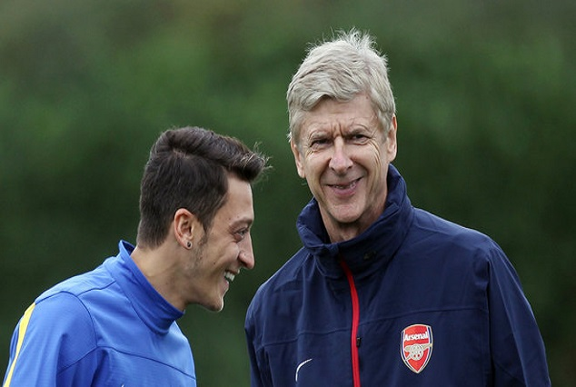 """Ozil Wants Clarity On Wenger's Future """"It's Important To Know If He Stays Or If He Goes"""" 1"""