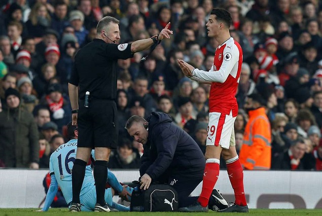 Why Are You Doing That - Henry Slam Granit Xhaka 1