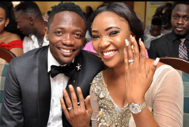 Breaking ! Ahmed Musa Marries New Wife Juliet Ejue - Watch The Video 7
