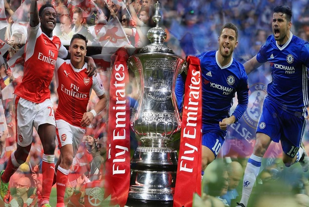 FA Cup Final Preview : Teams News, Injury And Line-ups 1