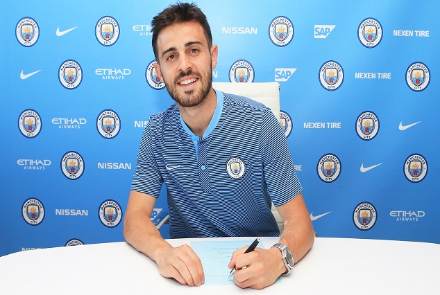 Official : Manchester City Sign Monaco Playmaker Bernardo Silva For €49million 1