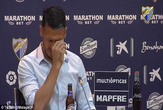 Martin Demichelis Quits Football In Tears 1