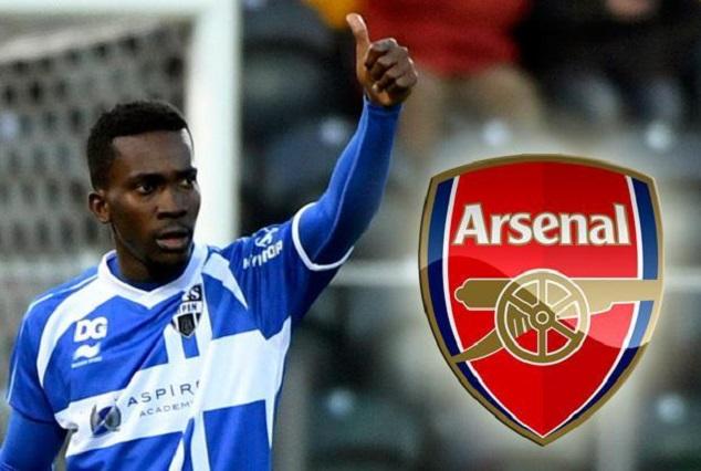 Arsenal Agree To Pay £6.8million For Super Eagles Forward Henry Onyekuru 1