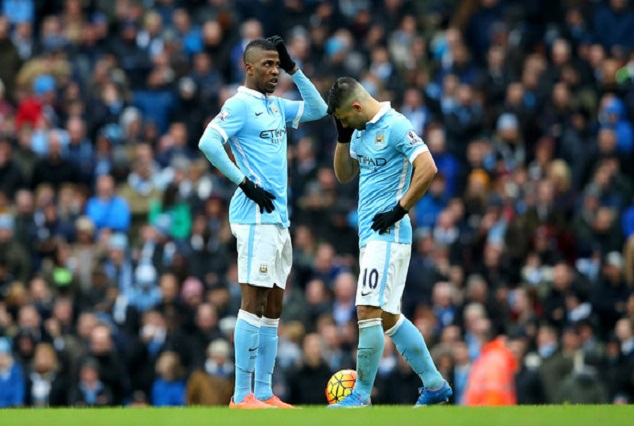 Just Forget About It - Pep Guardiola Ignore Questions About Iheanacho, Aguero Future 1