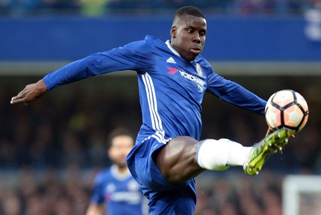 Chef Zouma : Take A Look At What Zouma Is Preparing For Teammates Ahead Of FA Cup Final 1