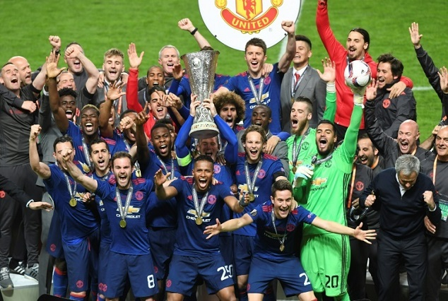 Manchester Utd Crowned Europa League Champions On Emotional Night 5