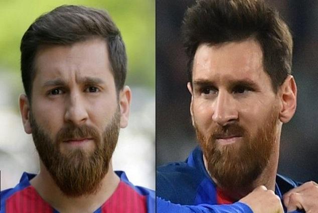 Reza Parastesh, Lionel Messi Lookalike Arrested In Iran 13