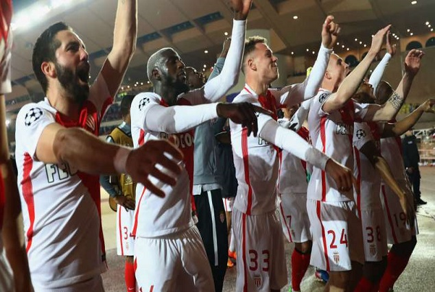 Monaco Clinched First Ligue 1 Title In 17 Years To End PSG Dominance 1