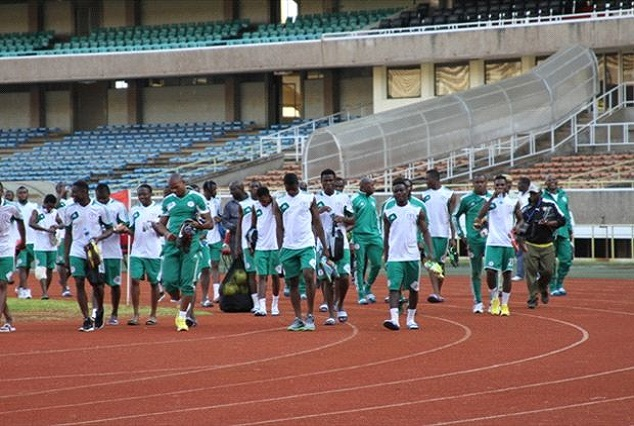 NFF Rubbish The Growing Speculation Of Match-Fixing Allegations In Senegal, Corsica Friendlies 1