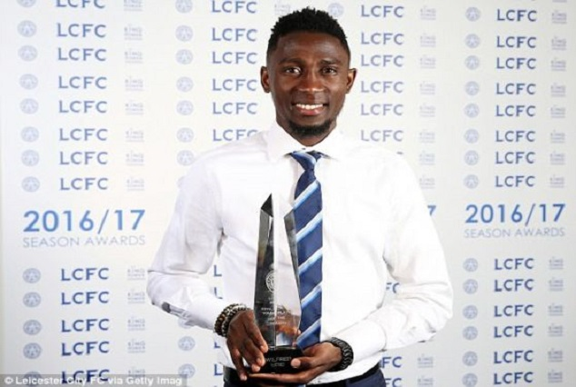 Funnybone Lavish Praise On Leicester Young Player Of The Year 3