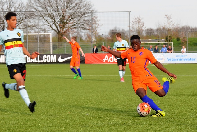 EPL Clubs Eyeing A Potential Move For Nigerian Wonderkid Niyi Scholten 1
