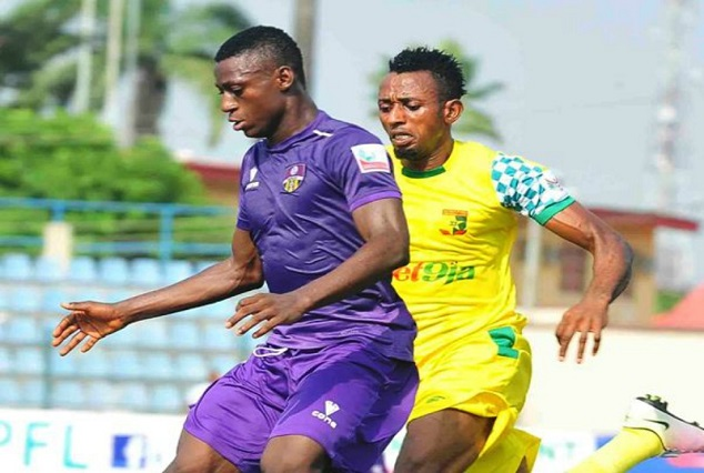 Transfer Saga: Stephen Odey Apologies To MFM Over FC Midtjylland Trip 1