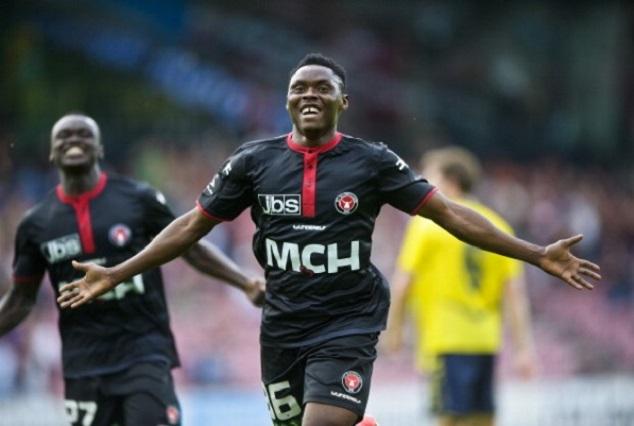 Paul Onuachu Brace Help Midtjlland Secure A 3-2 Win Over Nordsjelland 1
