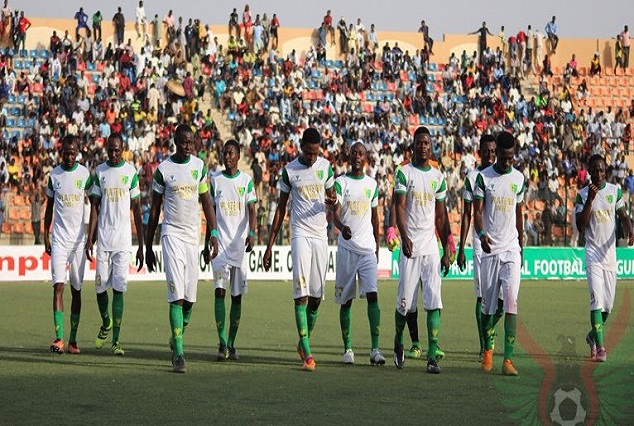 NPFL: Plateau United Maintains Top Spot As MFM Lost 3-0 To Niger Tornadoes 1
