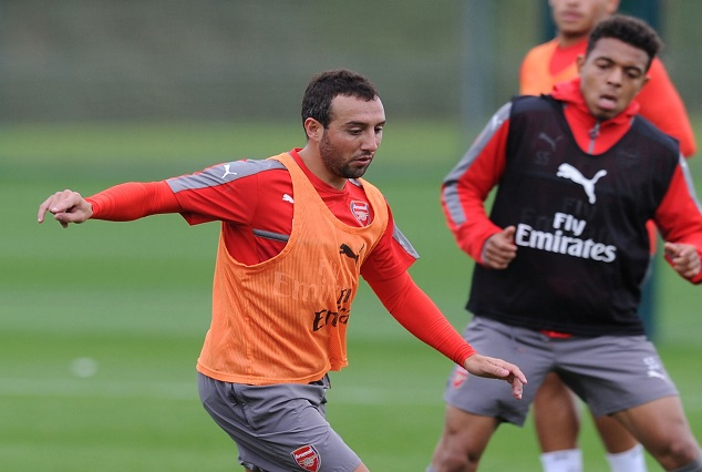 Big Blow ! Santi Cazorla To Face Another Five Months On The Sideline 1