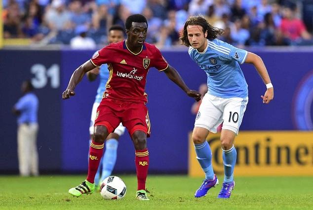 Real Salt Lake Named Sunday Stephen In MLS's Team Of The Week 3