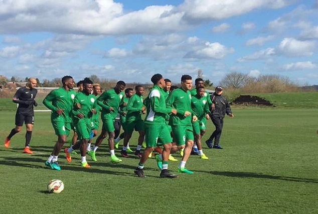 Super Eagles Friendly Game Against Corsica, Togo Has Been Called Off 1