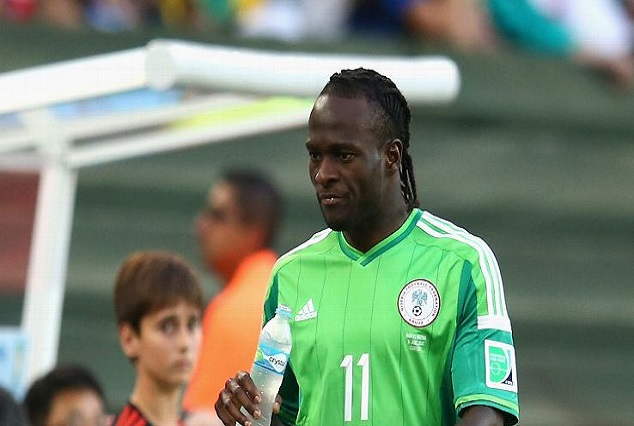 Super Eagles Likely To Rest Victor Moses Ahead Of S/Africa Clash 1