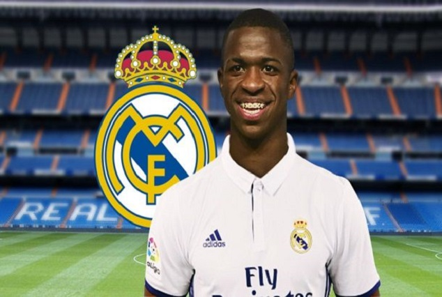 Official: Real Madrid Sign The Most Expensive Young Talent In The History Of Football 1