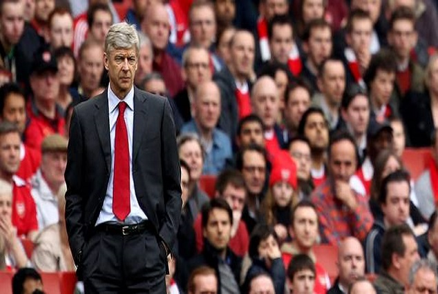 Arsene Wenger On Fans Criticism - A Disgrace I Will Never Forget 1